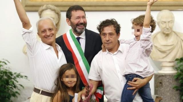 marino unioni civili roma
