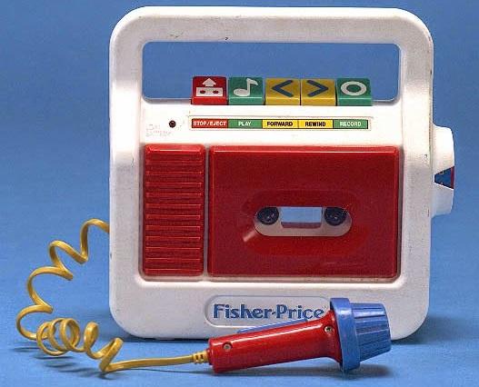 Fisher Price Recorder