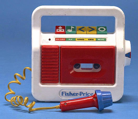 Fisher Price Recorder
