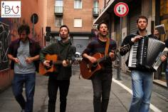 Eugenio in Via Di Gioia - Road pre-show