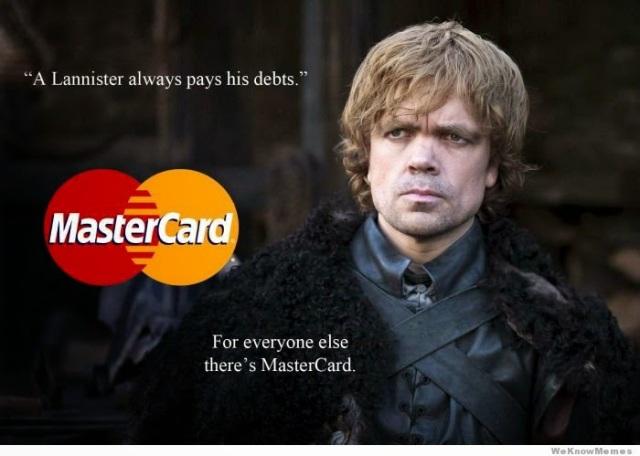 Il Trono di Spade, Lannister