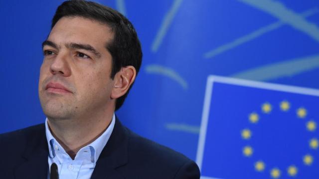 Alexis tsipras EU