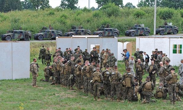 nato army ukraine