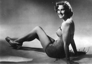 armi kuusela miss mondo 1952