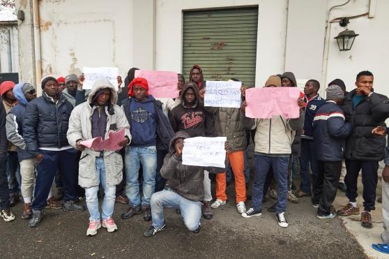 richiedenti asilo nigeria