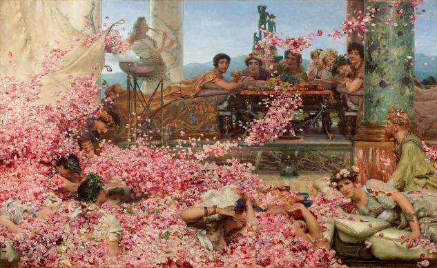 Le Rose di Eliogabalo, da Wikicommons