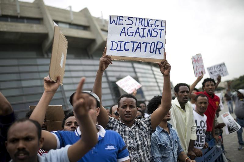 eritrea immigrazione refugees