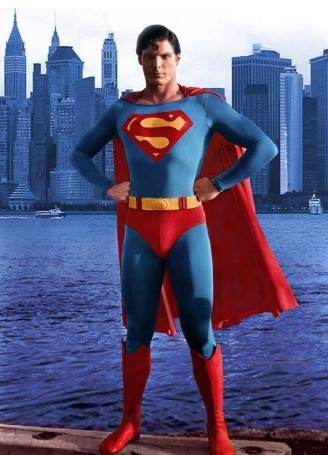 Superman mutande