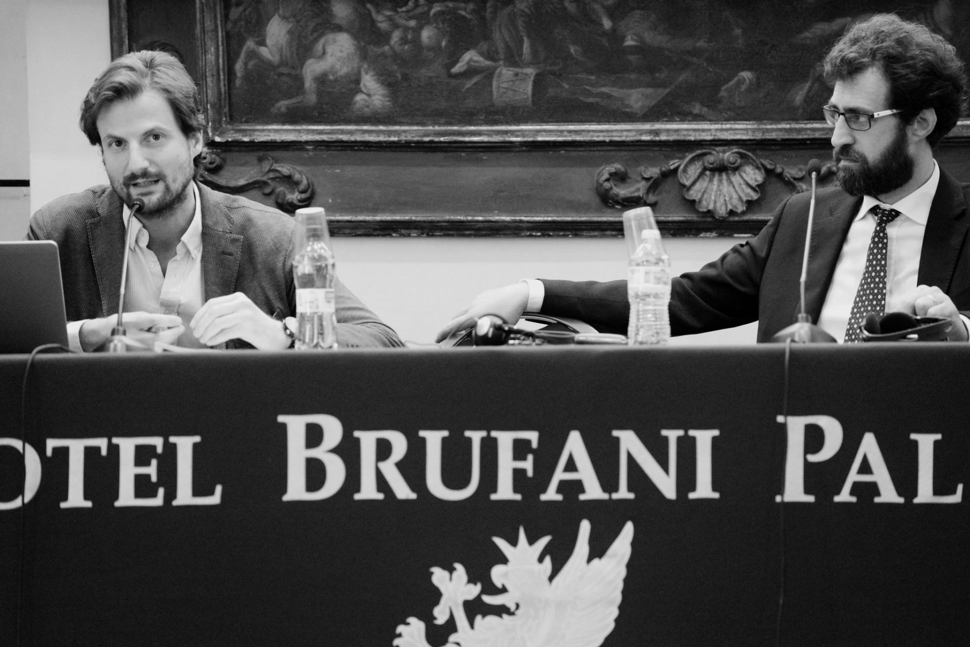 Alessio Santarelli e Simone Spetia