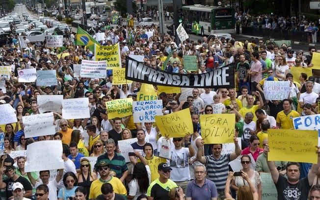 dilma proteste