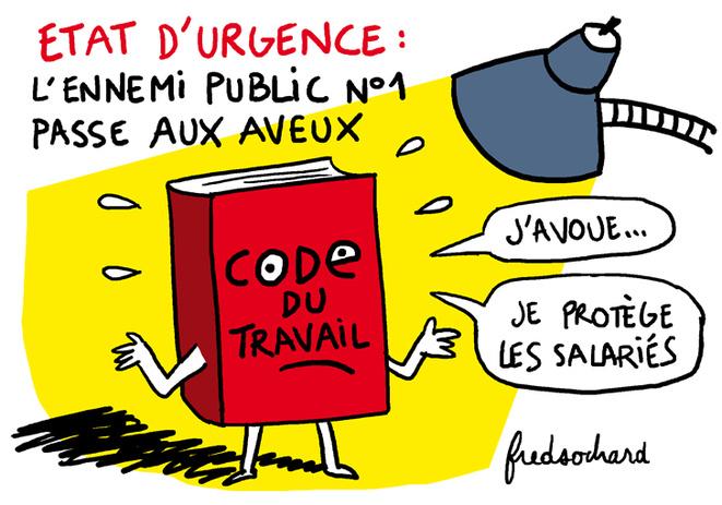 Loi Travail Francia Nuit Debout CGT