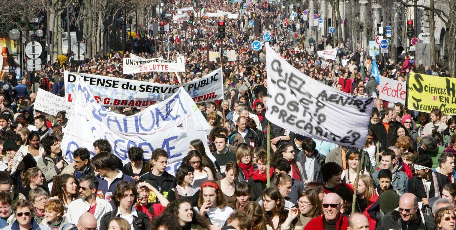Paris Loi Travail France Hollande Nuit dEBOUT