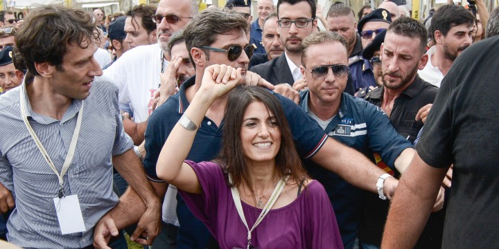 Festa nazionale del Movimeto 5 Stelle a Palermo, secondo giorno