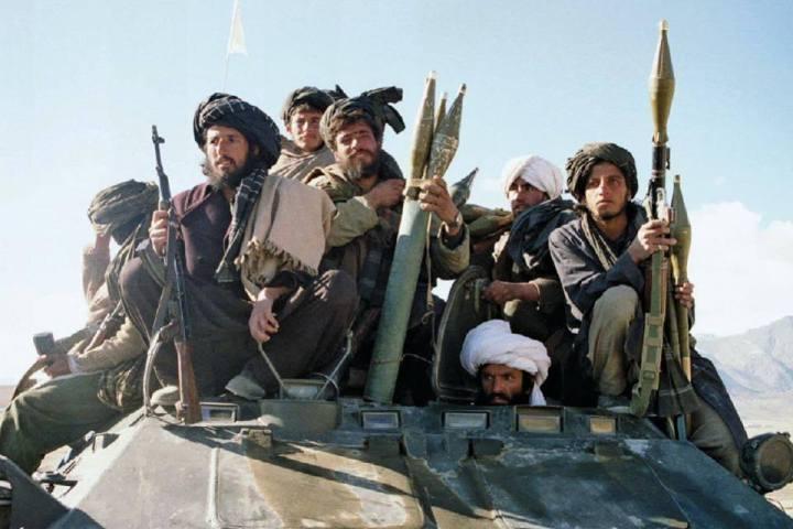Combattenti talebani