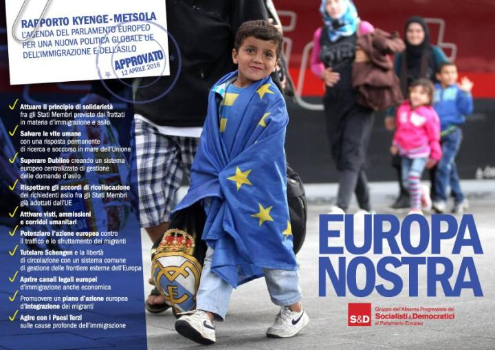 rapporto kyenge su migranti e corridoi umanitari