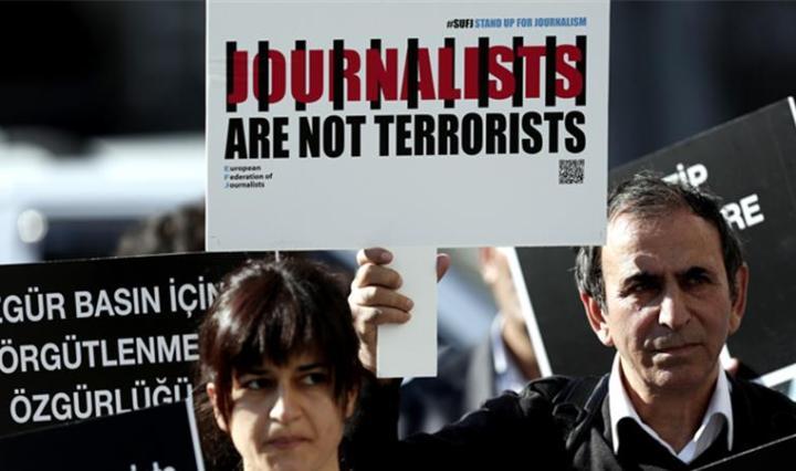 censura giornalismo turchia