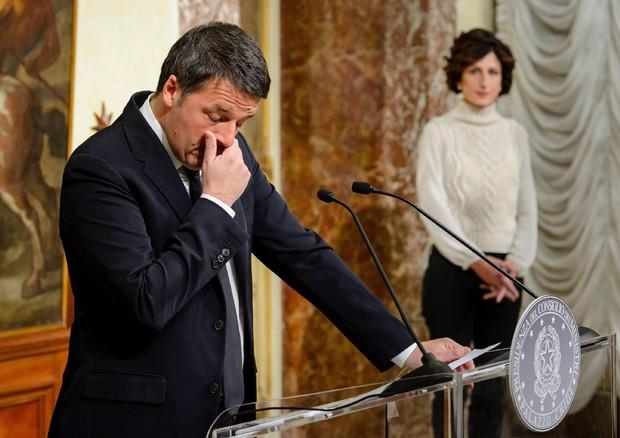 referendum matteo renzi dimissioni