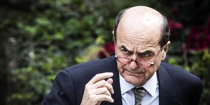 Pd: Bersani, da D'Alema parole sacrosante