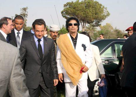 ++ Soldi Gheddafi a campagna Sarkozy, fermato Gueant ++