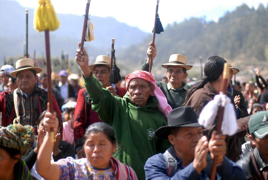 diritto indigeno guatemala