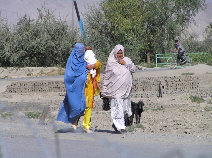 afghanistan donne diritti lotta erre