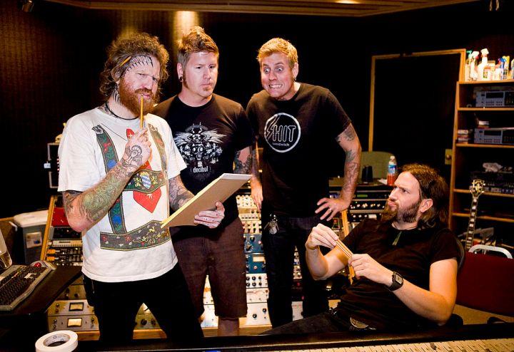 Mastodon recording CtS