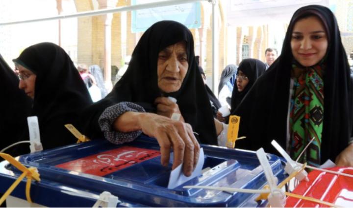 iran elezioni 2017