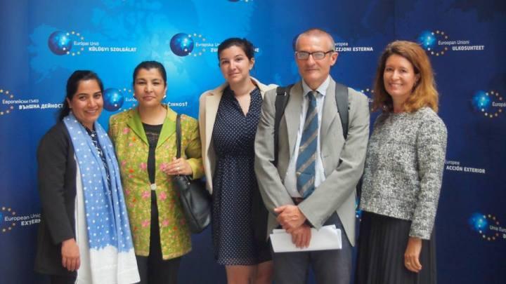 delegazione afghanistan parlamento europeo