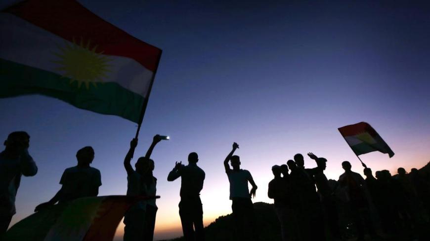 kurdistan giovani festeggiano referendum indipendenza