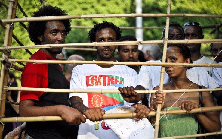 eritrei roma italia