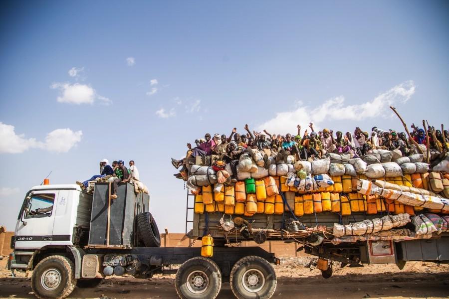 rifugiati niger sahara