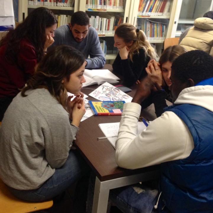 lezione italiano migranti