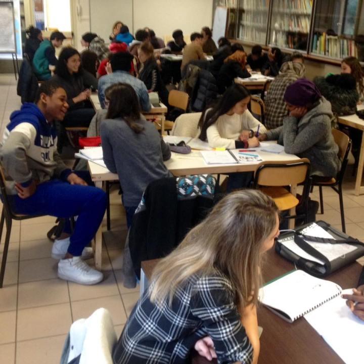scuola di italiano per migranti