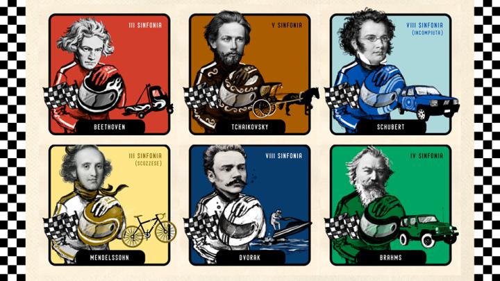 social concert orchestra senzaspine