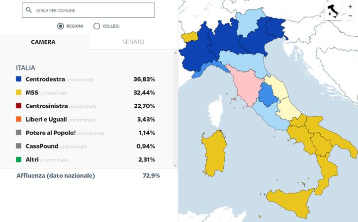 mappa voto youtrend