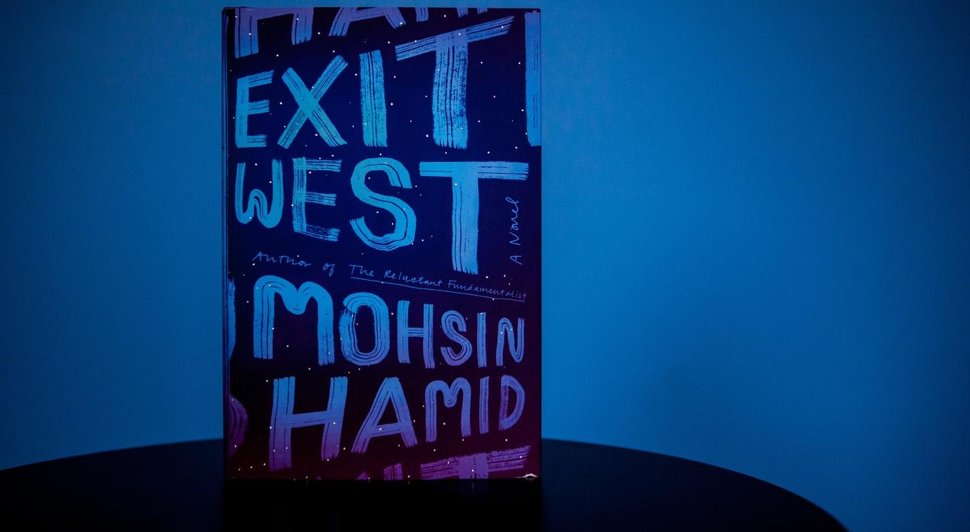 Exit West Mohsin Hamid