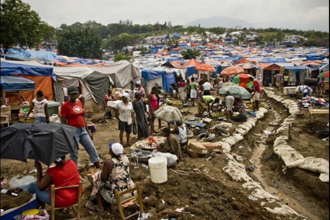 oxfam scandalo haiti