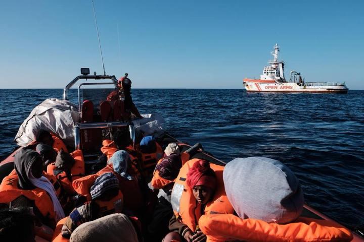 salvataggio mediterraneo