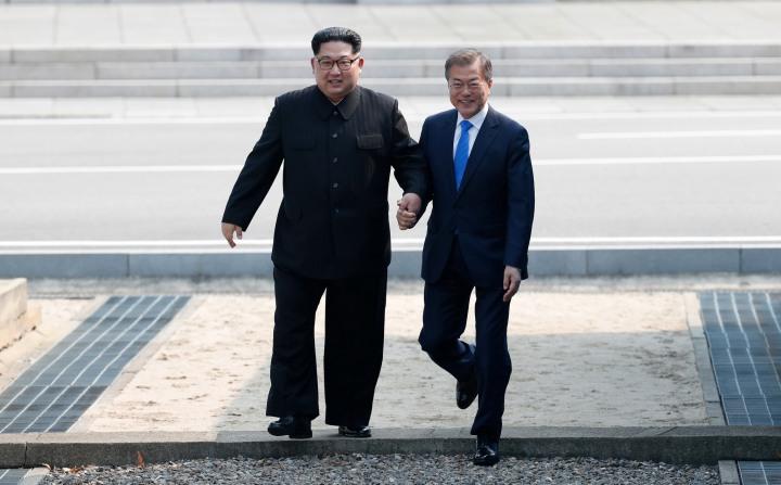 summit presidenti coree