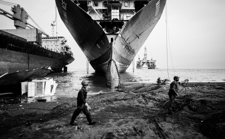 smantellamento navi india