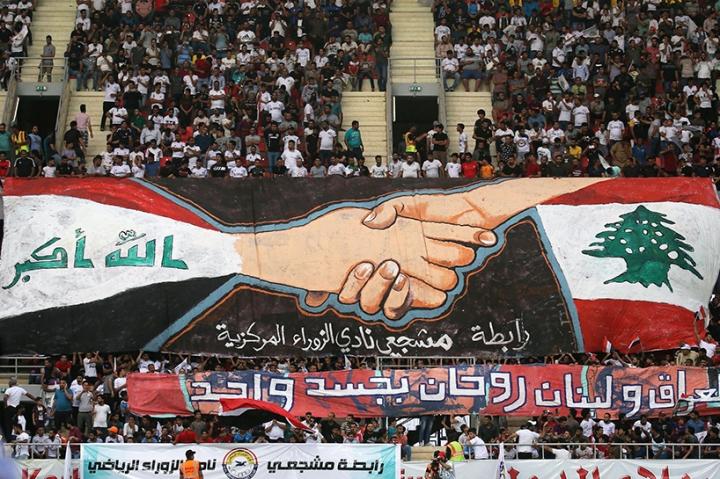 calcio iraq