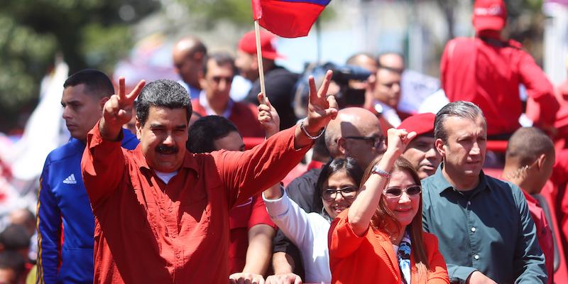 venezuela elezioni maduro