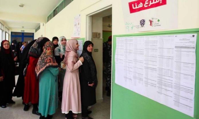 elezioni libano donne