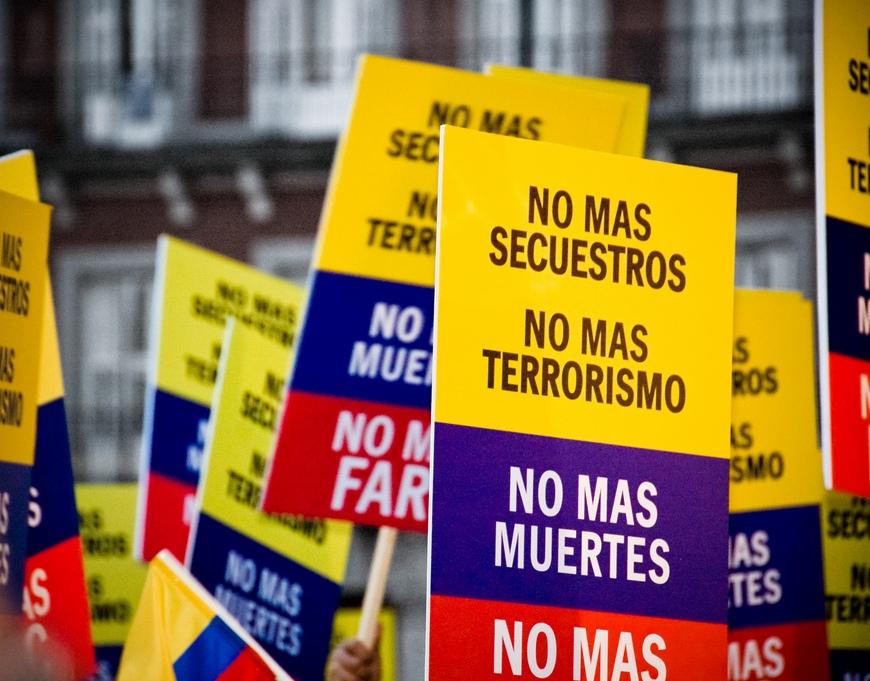 colombia diritti umani