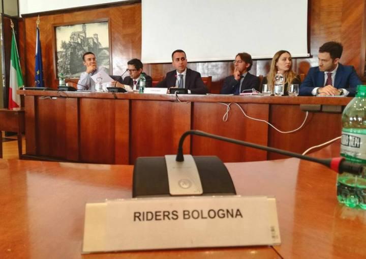 riders di maio