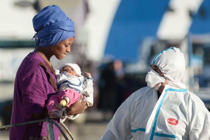 donne migranti accoglienza