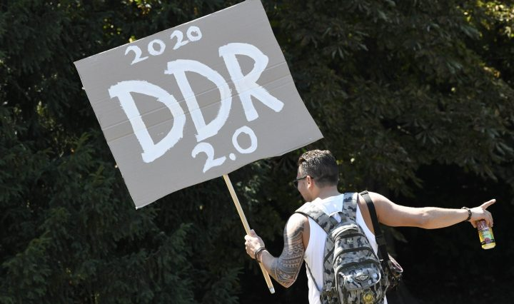 DDR2.0 proteste